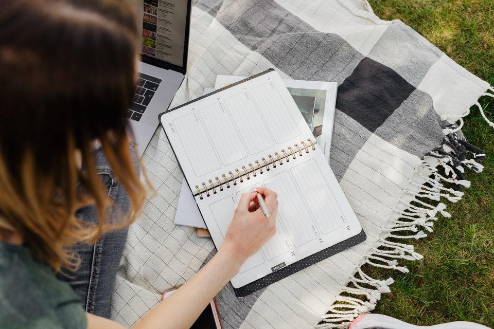 Start that journaling practice now